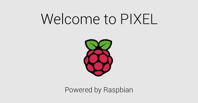 pixel-raspbian