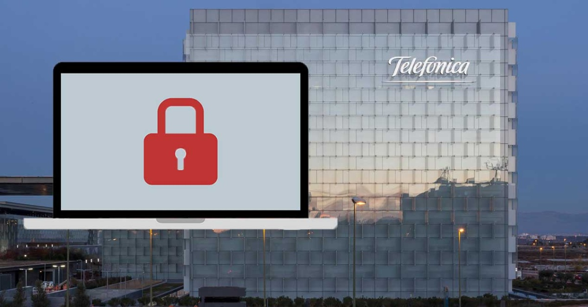 telefonica-ransomware-ataque